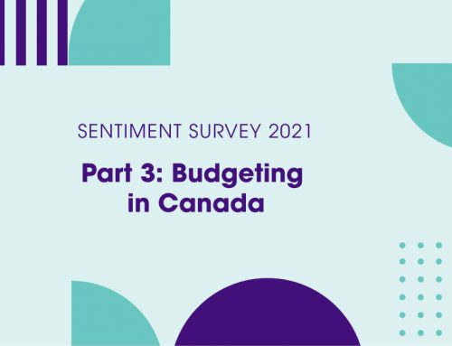 Budgeting in Canada – Personal Finance Sentiment Survey 2021